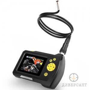 Професионален 5 мм ендоскоп камера с цветен LCD дисплей