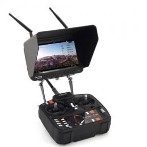FPV видео приемник CamOne Stratos 7 инча 5.8 GHz за РУ модели 2