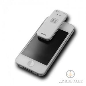 Аудиорекордер FORUS за записване на разговори от iPhone
