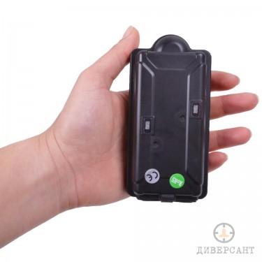 Водоустойчив магнитен GPS тракер