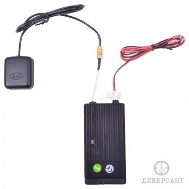 GPS тракер и логер с външна антена за следене в реално време