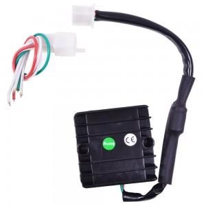 GPS тракер за следене на мотори и мотопеди в реално време 2
