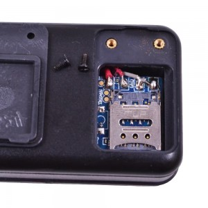 Компактен джипиес тракер за електрически велосипеди за контрол в реално време онлайн 2