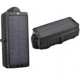 Мощен соларен водоустойчив GPS тракер локатор с огромен капацитет на батерията