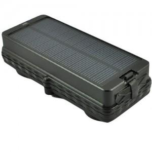 Мощен соларен водоустойчив GPS тракер локатор с огромен капацитет на батерията 2