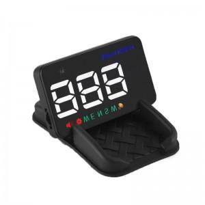 Универсален скоростомер с HD цветен дисплей и компас 2