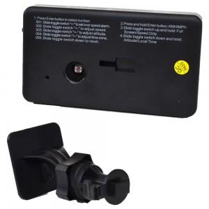 GPS скоростомер за кола с USB връзка 2