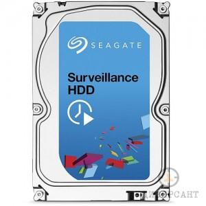 Seagate 1TB твърд диск HDD за видеонаблюдение