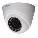 Куполна HDCVI камера DAHUA 1 мегапиксел (720р) за вътрешен монтаж