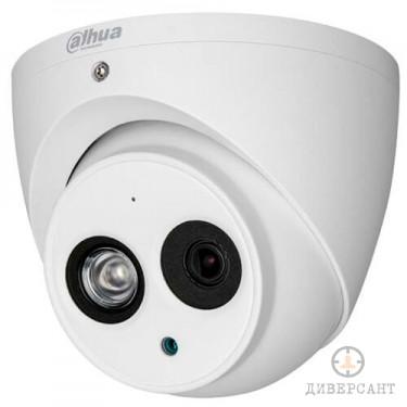 2.1-мегапикселова 1080р ден/нощ HDCVI водоустойчива куполна видеокамера DAHUA