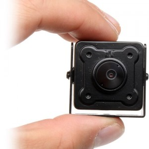 HDCVI камера за дискретен монтаж Pinhole 3D DNR DAHUA 2