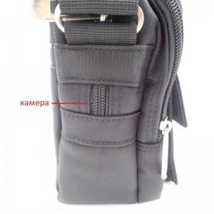 Тайванска скрита камера в стилна мъжка чанта 2