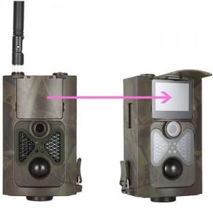 3G MMS E-mail ловна охранителна камера Suntek 2