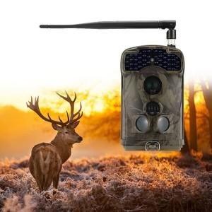 Професионална ловна камера известяваща по e-mail 2
