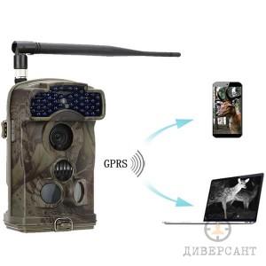 Професионална ловна камера известяваща по e-mail