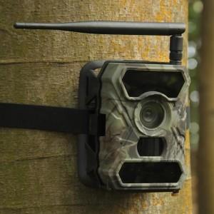 3G ловна камера с MMS и e-mail за изпращане на снимки в реално време 2