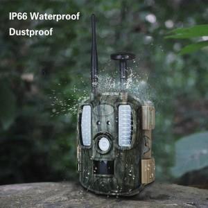 4G GPS ловна камера с MMS или e-mail за изпращане на снимки в реално време 2