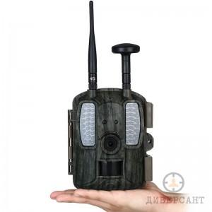 4G GPS ловна камера с MMS или e-mail за изпращане на снимки в реално време