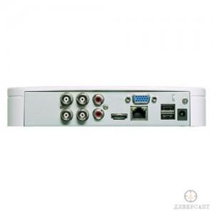 HDCVI 4(5)-канално трибрид цифрово записващо устройство (DVR) DAHUA 2