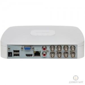 HDCVI 8-канално цифрово записващо устройство (DVR) DAHUA 2