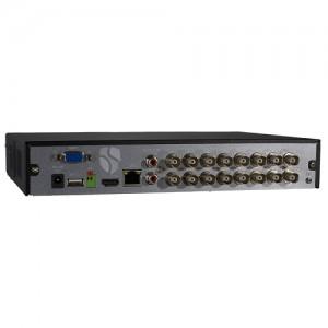 16-Канално HDCVI трибридно цифрово записващо устройство DAHUA 2