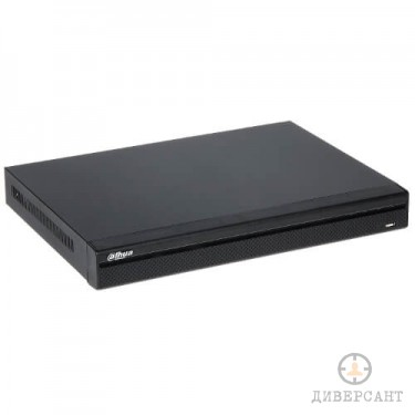 16-канален дигитален видеорекордер (DVR) трибрид Pro 720р 1U DAHUA