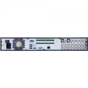 16-канален трибрид цифрово записващо устройство (ДВР) 720р-Pro 1.5U HDCVI DAHUA 2