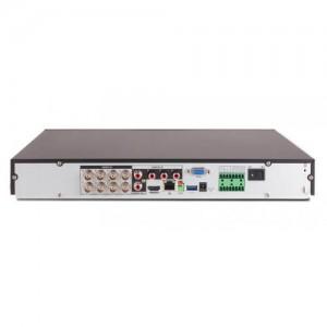 Дигитален видеорекордер (DVR) 1080р realtime 8(12)-канален трибрид DAHUA 2