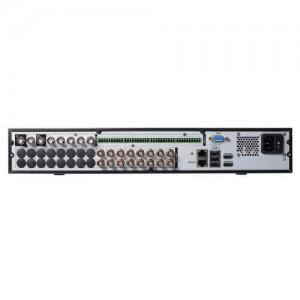 16-канален трибрид дигитален видеорекордер (DVR) 1080p Realtime DAHUA 2