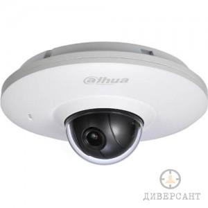 Водоустойчива удароустойчива моторизирана куполна IP видеокамера 3 мегапиксела DAHUA