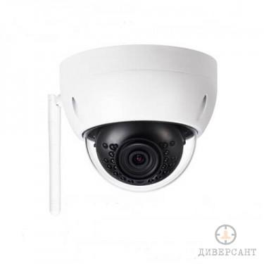 DAHUA 3 MegaPixel Full HD Wi-Fi IP водо- и вандалоустойчива куполна камера