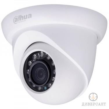 3MP IP куполна водоустойчива камера DAHUA