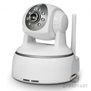 WiFi Бебефон за видеонаблюдение в реално време