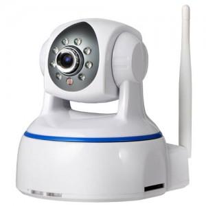 Видео бебефон с висококачествена FullHD IP 355 градусова камера с нощно виждане 2