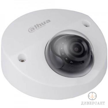 DAHUA 2-мегапикселова IP Full HD удароустойчива куполна камера