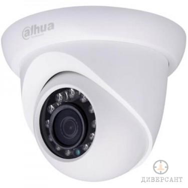 DAHUA 4 MegaPixel IP куполна Eco Savvy камера