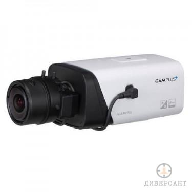 FullHD 3-мегапикселова IP бокс видеокамера с интелигентни функции и вграден микрофон Star Light