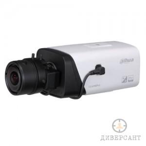 5-мегапикселова бокс IP видеокамера с интелигентни функции и вграден микрофон DAHUA