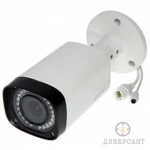 Булет IP инфрачервена камера 3 мегапиксела водоустойчива DAHUA