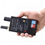 Професионален RF детектор с три различни честотни интервала на засичане