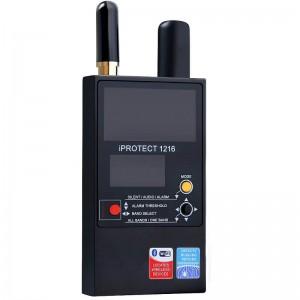 Професионален RF детектор с три различни честотни интервала на засичане 2