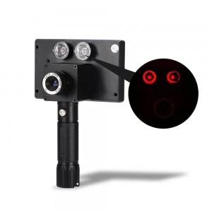 Ръчен дигитален уред за нощно виждане със 150 м обхват и голям екран 2