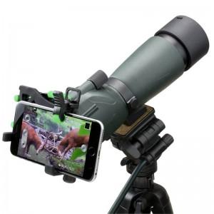 Carson стойка за свързване на смартфон към всякакъв вид оптични уреди 2