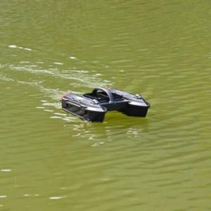Дистанционна лодка със сонар и GPS модул  2
