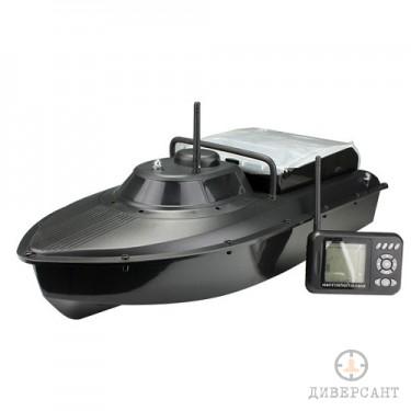 Лодка за захранка със сонар