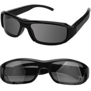 HD мини скрита камера в слънчеви очила за дискретно видеозасмемане 2
