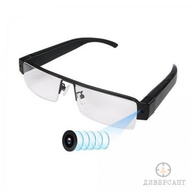 Мини скрита камера в бутафорни диоптрични очила