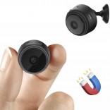 Мини магнитна WiFi скрита камера с HD качество и широкоъгълен обектив