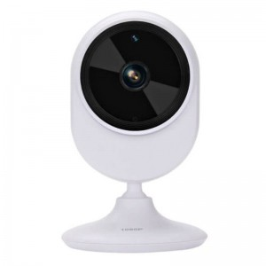Широкоъгълна IP WiFi камера с нощно виждане и детектор за движение 2