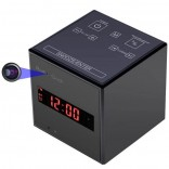 Мини скрита камера в радио будилник с Bluetooth и дистанционно